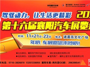 诸葛亮广场,11月21日-23日,2014第十六届