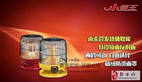 小霸王鸟笼取暖器