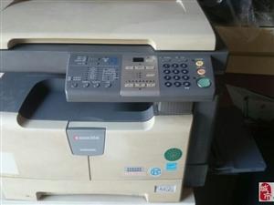 二手东芝166复印机