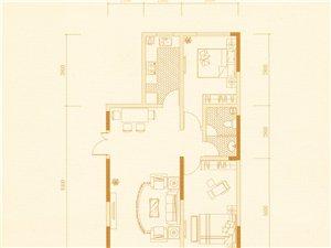 C型 两室两厅一卫