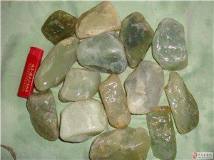 出售青白玉原石