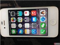出一部白色iPhone4s  16G(移动、电信、联通)通吃
