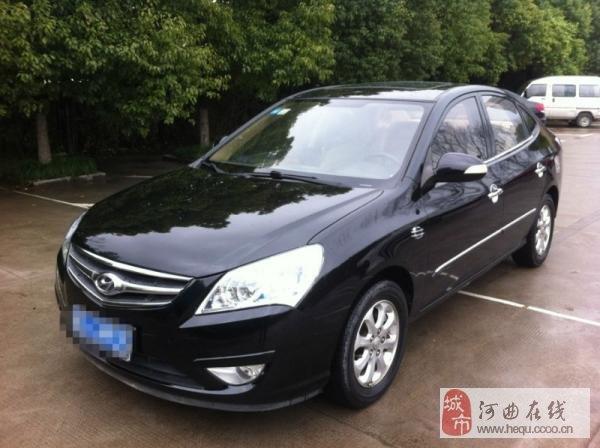 1.2萬轉讓北京現代悅動1.6L自動豪華型