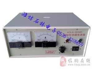 KGLA50-500除鐵器控制箱