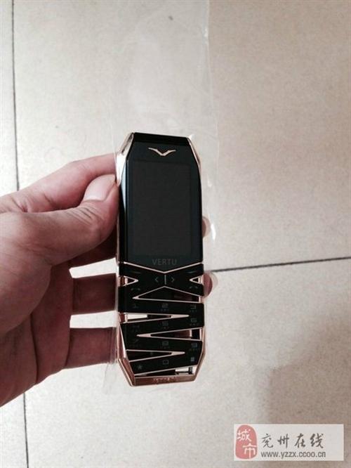 威圖vertu手機 高端奢華 手機中的奢飾品