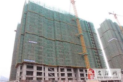 7#楼11.20末工程进度