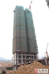 8#楼11.20末工程进度