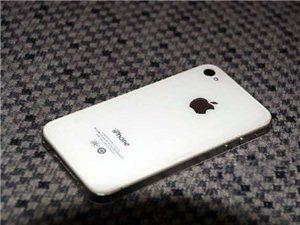 白色 苹果 8GB 国行 iPhone4
