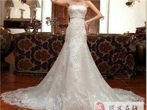 鞏義新娘化妝 婚紗禮服哪里選