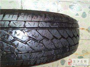 长安面包车用轮胎[8.5成新]