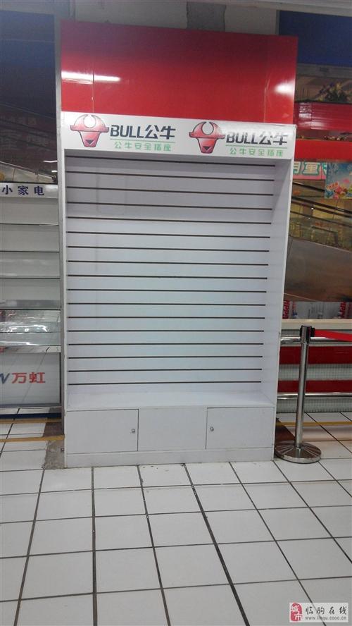 玻璃展柜,超市貨架,低價處理