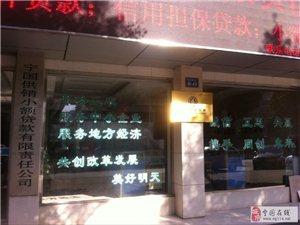 寧國供銷小額貸款有限公司