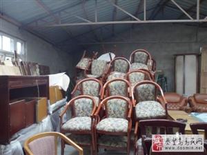 北戴河疗养院用的单人床和旧家具