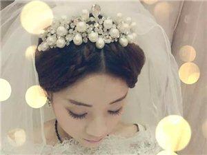 新娘婚紗禮服化妝就到私人定制