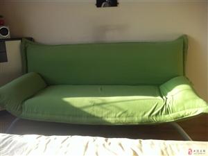 先锋布艺沙发床出售