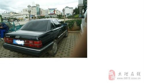 奥迪100 97款 V6 1997年上牌  [面包车价格星级