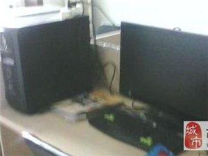 业务办公桌低价转让,带椅子