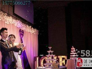 婚礼专业跟拍,全程高清摄影摄像,湛江专业婚礼拍照
