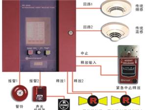 专业安装消防自动报警系统