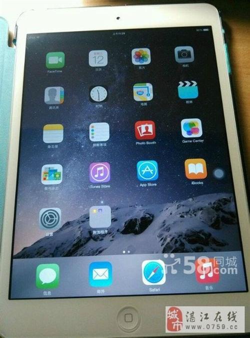 iPad mini2 16G 国行 WiFi