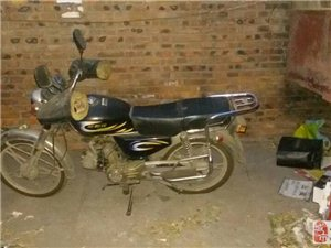 出售極新摩托車一輛