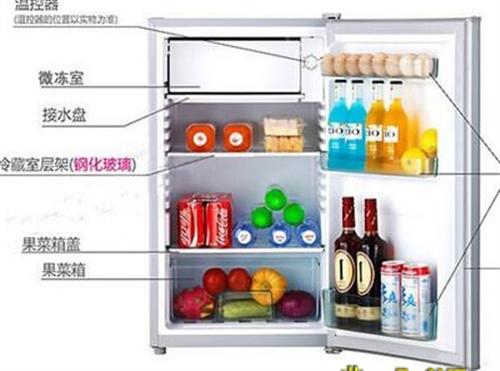 奥马bc-92单门冰箱