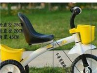 99成新儿童三轮车便宜卖了