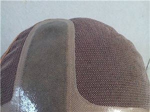 麗美發制品 專業生產真人發絲頭套純手工制 男女通用