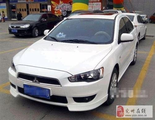三菱三菱翼神 2012款 1.8L 賀歲版CVT舒適型 白色