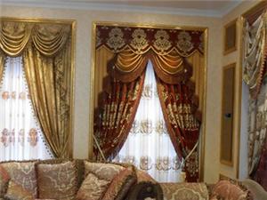 乐居布艺,三亚最美窗帘,价格优惠,欢迎致电