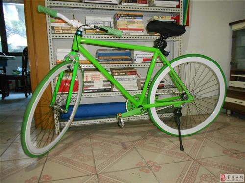 九成新回链刹自行车320(买成450)