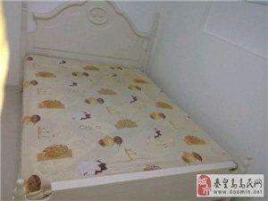 九成新床带床垫