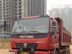 金沙平台后八轮自卸货车承接各类工程、
