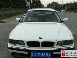 宝马7系 2002款 740IL豪华型 出售德国原