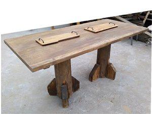 上海農師家具咖啡廳、西餐廳茶樓餐桌椅 復古懷舊桌椅