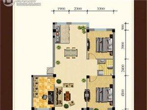 龙湾骏景户型图C13室2厅1卫 116.00㎡