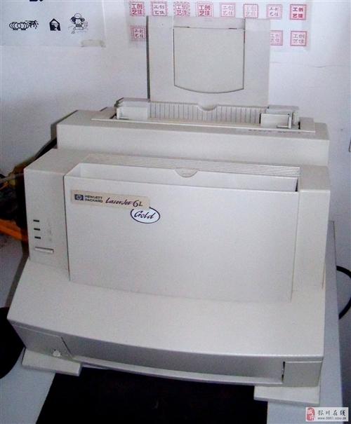 惠普6L激光打印机处理