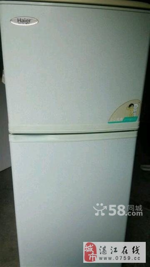 海尔牌冰箱,型号:BCD-130E
