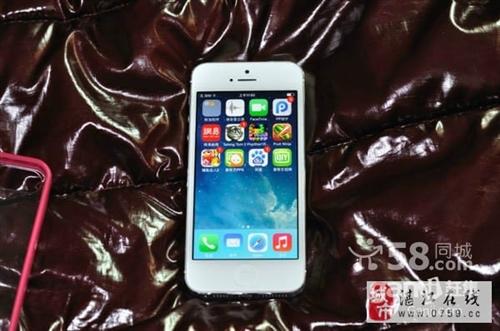 白色 苹果 16GB 港版 iPhone5