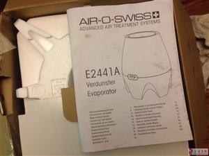 进口空气净化加湿器非常好用AIR-O-SWISS