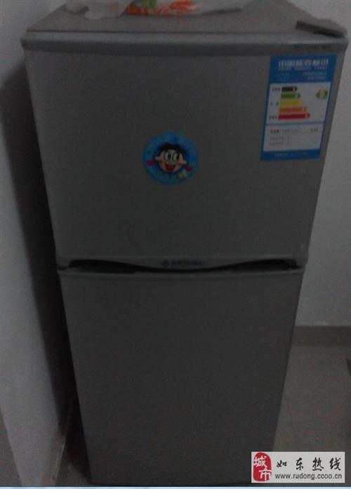 109升美菱雙門冰箱
