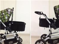 豪华高景观避震婴儿车儿童车
