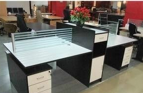 厂家直销办公桌、屏风、各类板式家具 终生保修