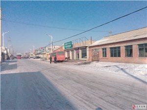 黄河镇临街厂房地皮出售,地段好,面积大。