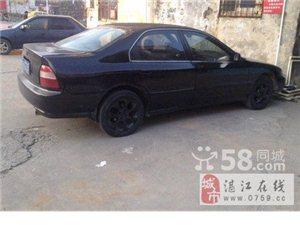 本田雅阁 2000款 2.0EXi 黑色