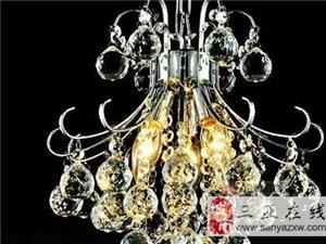 灯都水晶灯低价批发零售