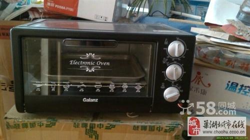 近全新電烤箱半價甩賣