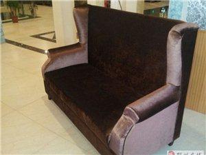 新的欧式双人沙发出售