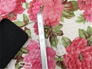 银色 苹果 16GB 国行 iPhone5s