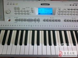 出售8成新雅马哈电子琴KB320一台